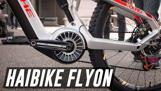 Incredible new 2019 Haibike FLYON and TQ Motor | Eurobike 2018