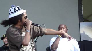 Hieroglyphics at Smokeout Festival in San Bernardino 10_23_09.mp4