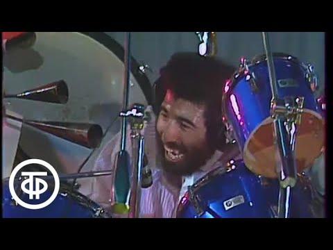 """Джазовая панорама. Ритмы Туркмении. Ансамбль """"Гунеш"""" (1985)"""