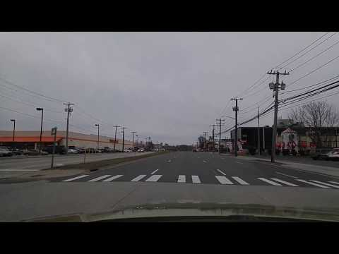 Driving by Westbury,New York