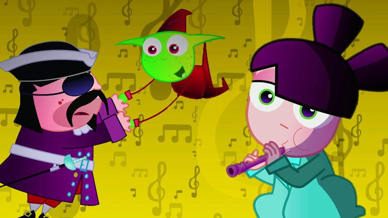 Detective Sandra de Cuento | Arpa mágica y las princesas bailarinas | Aventuras para niño