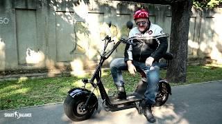 Trotineta electrica Harley Smart Balance(, 2017-07-01T05:56:50.000Z)