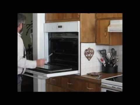 Oven Removal Part 1 Removing The Oven Youtube
