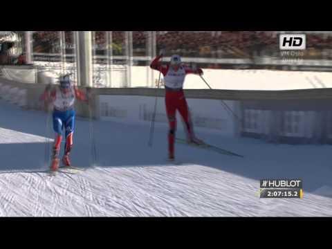 VM Men's 50 Km Holmenkollen 2011 - Petter Northug THE KING