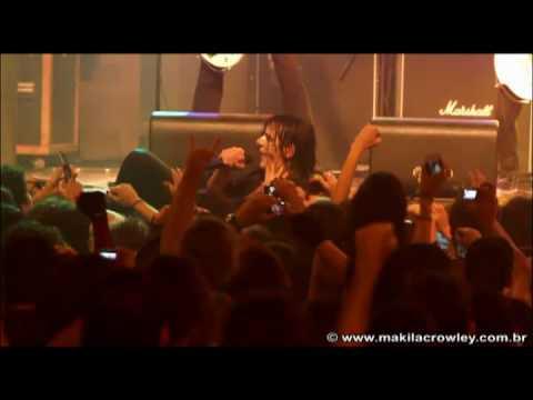 Deathstars – Play God – São Paulo 2010.05.30