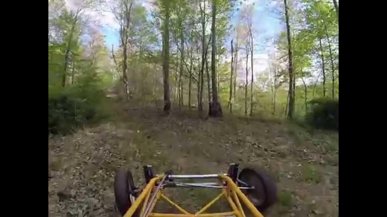 West Virginia Off Road Sand Rail