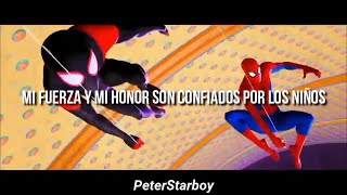 DJ Khalil - Elevate (Letra) (Spider-Man: Into the Spider-Verse) Video tributo