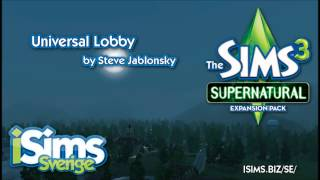 Download Universal Lobby - Steve Jablonsky MP3 song and Music Video