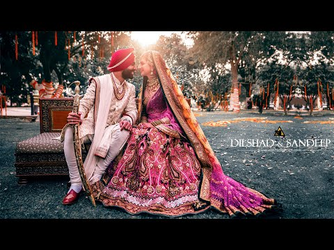 wedding-highlight-2020-|-dilshad-&-sandeep-|-punjab-|-sunny-dhiman-photography-|-chandigarh