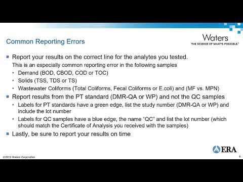 DMR-QA 39 Data Reporting Webinar