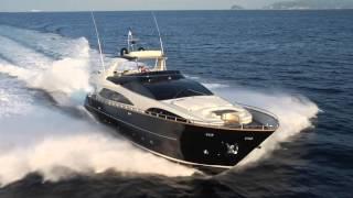 Riva Luxury Yacht - 92' Duchessa