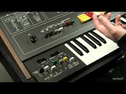 The Foundation Of Synthesis 104: Control Voltage - 12. The CS-50 Modulation Matrix