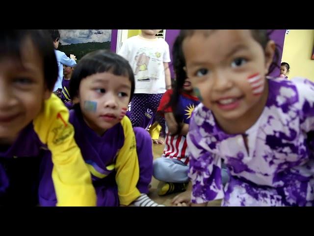 62nd Malaysia's Independence Day Celebration ll Campus CYBERJAYA