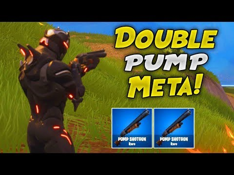 How to Double Pump *Tutorial* Season 4
