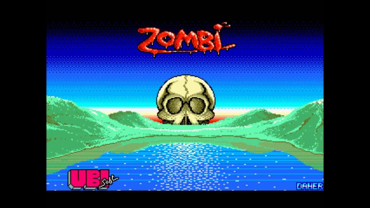 Zombi By Ubisoft Atari St Loading Music David Whittaker Youtube