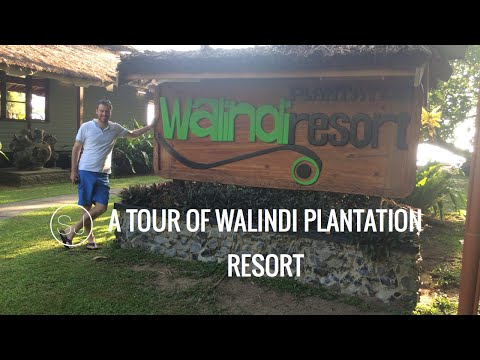 WALINDI PLANTATION RESORT TOUR, PAPUA NEW GUINEA