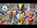 Largest collection of X-men memorabilia - Meet The Record Breakers