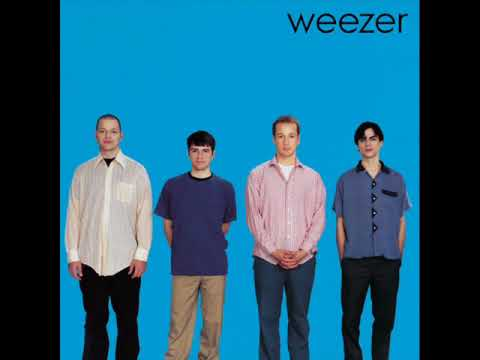 Weezer  In The Garage