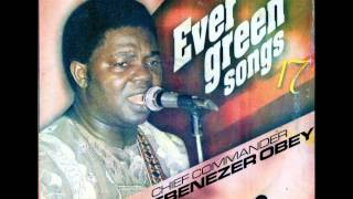 Ebenezer Obey- Iba