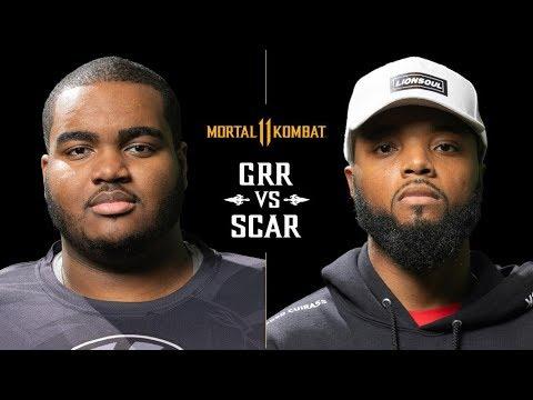 Mortal Kombat 11: The Reveal - Grr vs Scar thumbnail