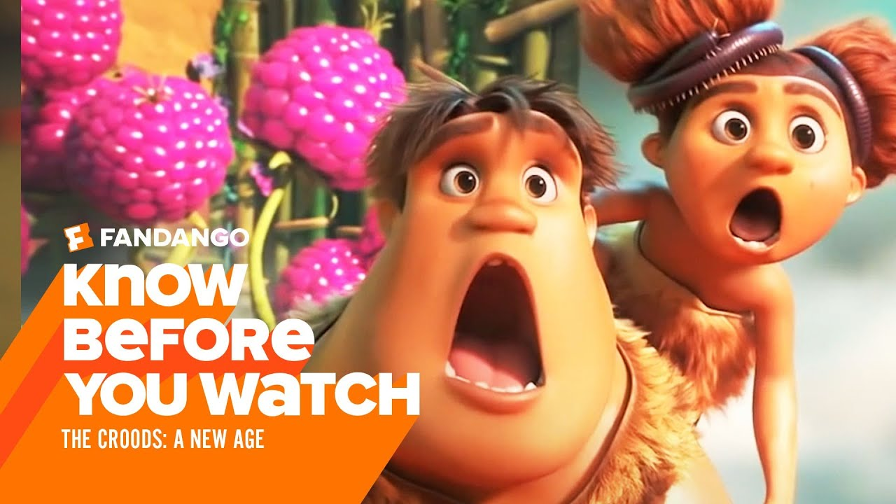 Download Know Before You Watch: The Croods: A New Age   Movieclips Trailers