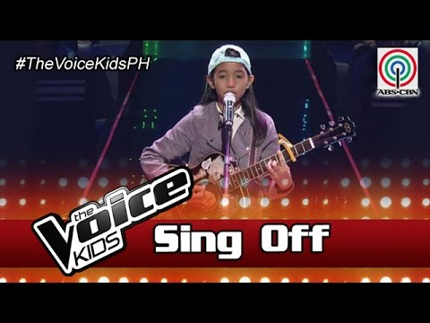 """The Voice Kids Philippines 2016 Sing-Off Performance: """"Photograph"""" by Xylein"""