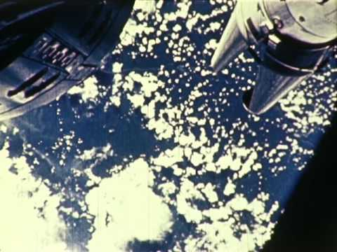 F 2503 Gemini Project film from Wally Schirra