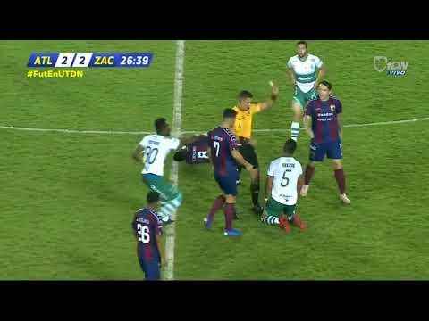 Resumen | Atlante 3 - 2 Atlético Zacatepec | Clausura 2019 - Jornada 3 | ASCENSO Bancomer MX