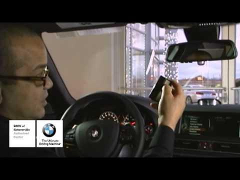 Pairing Your Garage Door With Your Bmw Youtube