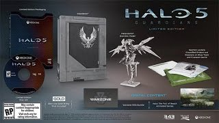 Baixar Halo 5 Guardians:  Limited Edition Unboxing!