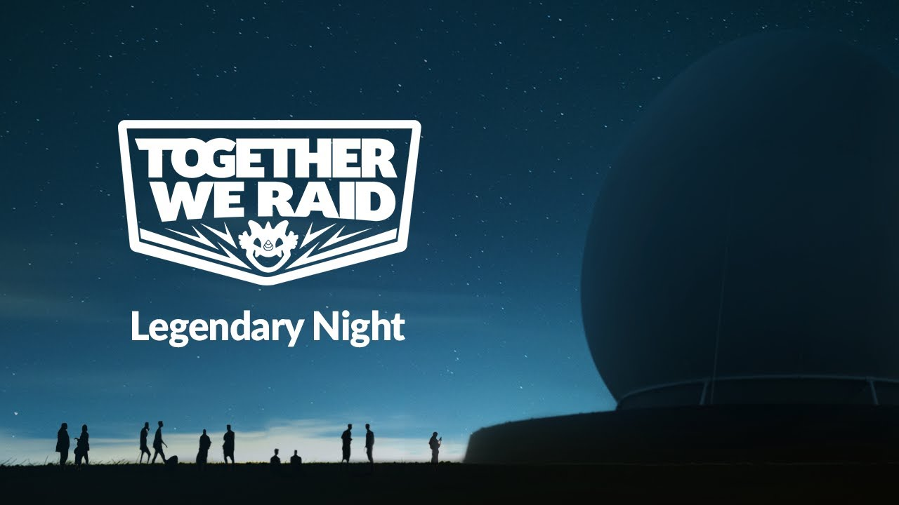 What is the Raid Day Legendary Night for Pokmon Go Fest 2021?
