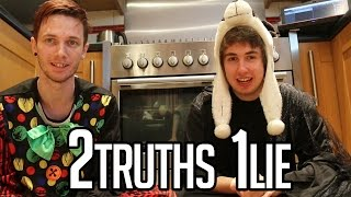 2 truths 1 lie with forfeits - w/theorionsound