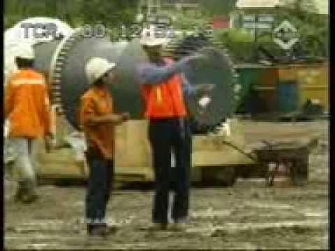 Proses Pertambangan Sangata Kalimantan timur