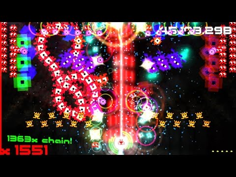 Hyperspace Invaders II: Pixel Edition Quick Rinse  