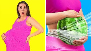 FUNNY DIY PRANK IDEAS that are too funny by 5-Minute Crafts LIKE