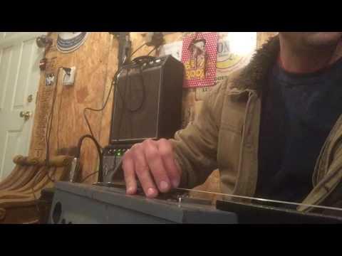 Wadsworth Electric Lap Steele