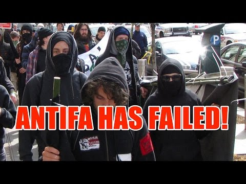 Squatting Slav TV: Antifa has Failed (Soldiers of Odin Interview)