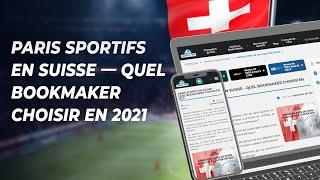 Paris sportif Suisse → Bookmakers sportifs en ligne en Suisse video preview
