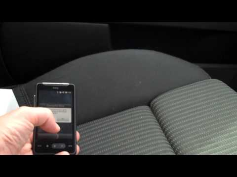 HTC HD mini Overview and unboxing