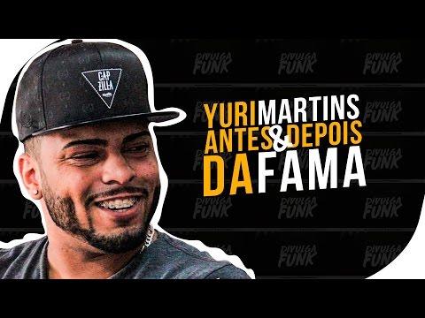 DJ YURI MARTINS - ANTES E DEPOIS DA FAMA