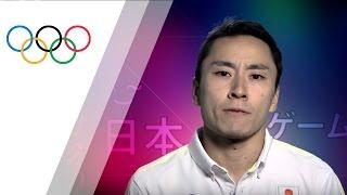 Yuki Ota has a home advantage in the Tokyo 2020 Quiz