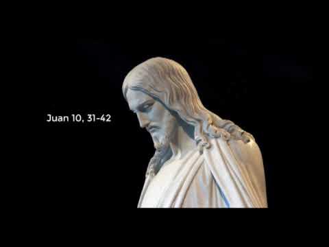 Evangelio del Día  Viernes 3 de Abril - San Juan 10, 31-42