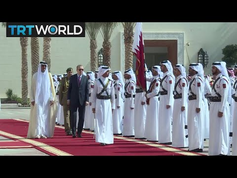 Money Talks: Turkey and Qatar hold talks on blockade