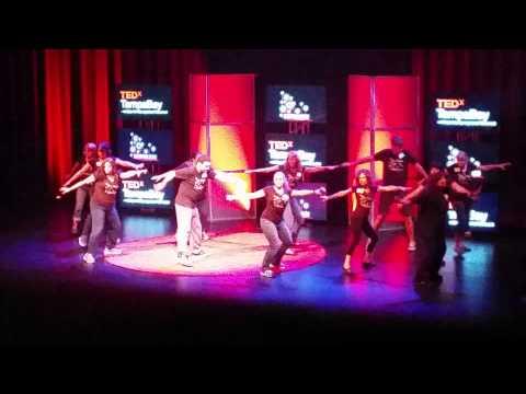 Flash Mob: Ted X Tampa Bay at the Palladium