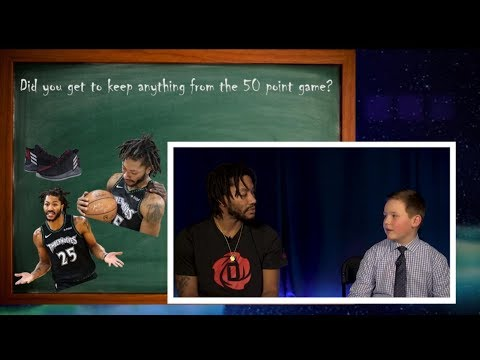 Groovin' with Grady: Derrick Rose