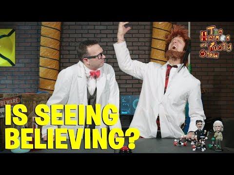 Episode 19  Is Seeing Believing?