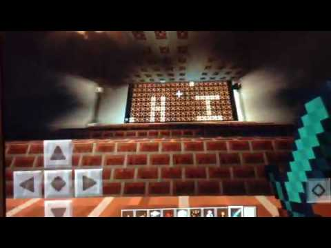 Movie theaters in mincraft