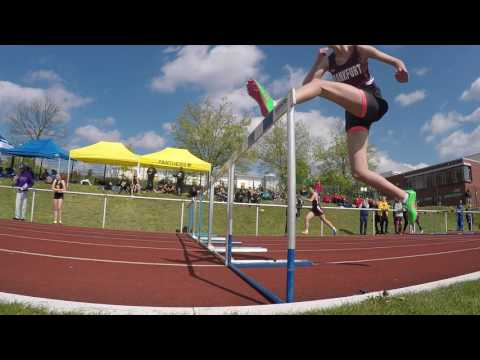 ISB Raiders @ Frankfurt Track & Field meet 04-29-2017