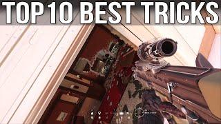 Top Ten BEST Tricks of Year Three Season Three - Rainbow Six Siege Wind Bastion