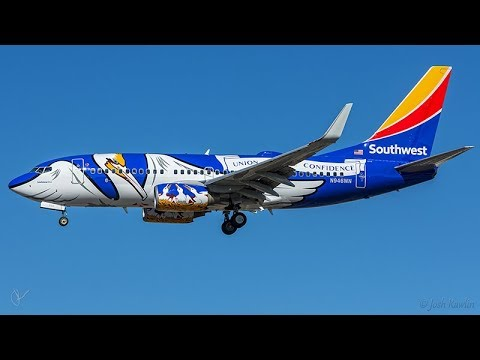 Southwest Airlines' Louisiana One makes its first arrival ...